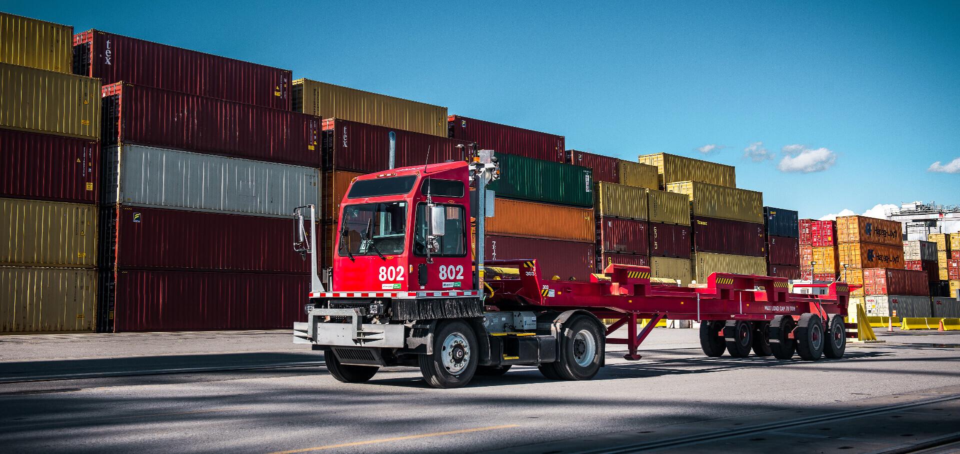 Effenco photo camion
